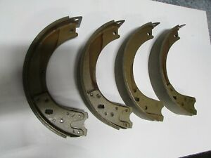 4 Heavy Duty Brake Shoes to fit Ford 8N Jubilee NAA Tractor 1948 - 1954