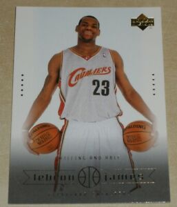 2003 Lebron James Upper Deck Rookie Card. Willing and Able RC  - MINT, PSA ready