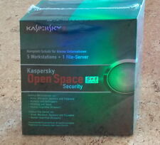 Kaspersky Endpoint Security 5PC + 1Server Open Space für Windows+Linux+Mac 1Jahr