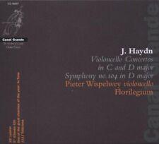 Pieter Wispelwey - Haydn  Cello Concerto In C [CD]