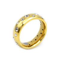 energetix 4you 9010 Magnetring gold Design Sternenhimmel swarovski crystal TCM