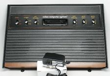"""Atari 2600 Console """"Light Sixer"""" Recapped Reconditioned A/V modded Fully Tested"""