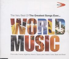the Very Best of World Music CD Single