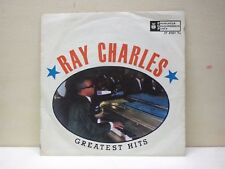 Ray Charles- 45 ep- Greatest Hits- Sticks and Stones-Georgia on my mind-I can't