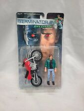TERMINATOR 2 John Connor with Motorcycle  MOC- Kenner - 1992