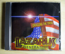 Mark Denaro / Lazuras Generation - Dragging The Cross CD 1997 SEALED XIAN METAL