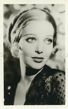LORETTA YOUNG  30s  VINTAGE POSTCARD #1