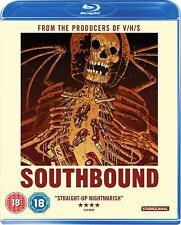 Southbound (Blu-ray) Chad Villella, Matt Bettinelli-Olpin, Kristina Pesic