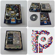 Caja Grande Juego de PC el jornalero proyecto Turbo! un Kixx XL juego probado y de trabajo