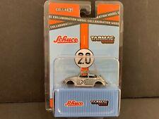 Tarmac Works x Schuco Volkswagen Beetle Blue Orange 1/64 CHASE