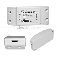 433Mhz Sonoff RF Wireless Smart Switch Module Socket For Home Applicance Remote