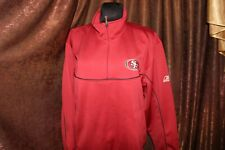 San Francisco 49ers NFL jacket Made by Reebok Size L NLV