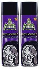 Cristal Products Untouchable Wet Tire Finish (2) 13oz Pack of 2