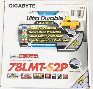 Gigabyte GA-78LMT-S2P Motherboard.