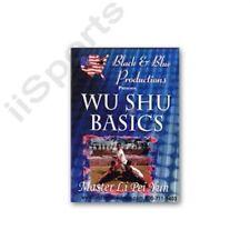 Wu Shu Kung Fu Basics Dvd Li Pei Yun Hand Fist Hook Palm Forms; kicks sweeps new