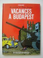 CHALAND: FREDDY LOMBARD. Vacances à Budapest.EO (1988)