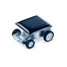 Mini Solar Powered Robot Racing Car Educational Vehicle Funny Gadget Gifts Toys