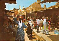 B95406 market scene   nazareth   israel