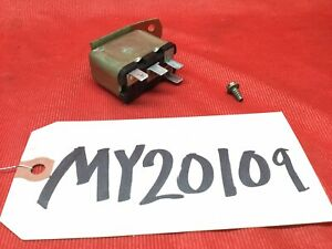 1967 MERCURY COUGAR XR7 XR-7 LOW FUEL RELAY W/ CONVENIENCE PANEL C6AF-10A968-A