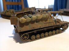Panzer IV Hummel---  2 Weltkrieg  Pro Built  1:35