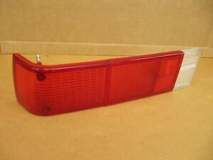 NOS Porsche 914 914-6 Left Tail Light Lens Hella Germany 914 631 939 11