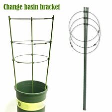 Trellis Plant Support Climbing Rack Garden Pot Vines Leaf Follower Frame Stand