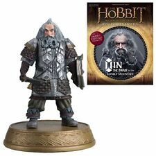 Eaglemoss * Oin * #26 Dwarf Figurine & Magazine Hobbit Lord of the Rings LOTR