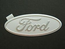 Rare New OEM Ford EFI Intake Plenum Emblem, Unknown... Mustang, Bronco, F150?