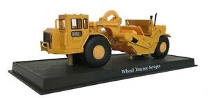 Wheel Tractor Scraper - 1:64 - CONSTRUCTION VEHICLES (No.2)