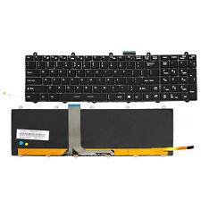 New listing Us Keyboard Backlit Fit Msi Ge60 2Pc 2Pe 2Pf 2Pg 2Qd 2Qe Gt60 Ms-16Gf V139922Ak1