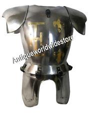 Medieval Armour Breastplate Wearable Halloween Costume Shoulder Jacket