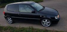 VW Polo 6n GTI 1,6 16V 120PS Limited Edition Schwarz mit Sportfahrwerk H&R