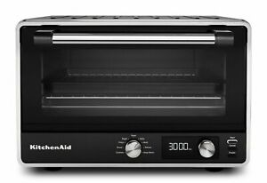 KitchenAid Digital Countertop Oven with Air Fry | Black Matte