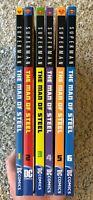 Superman The Man of Steel Vol 1, 2, 3, 4, 5, 6 Complete Set Lot TPB Byrne