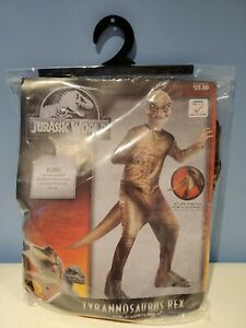 JURASSIC PARK - Tyrannosaurus Rex - Child Costume - Large