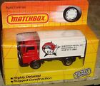 MATCHBOX - MATCHBOX USA PISCATAWAY NEW JERSEY 1989 -MINT & BOXED/UNOPENED1980's