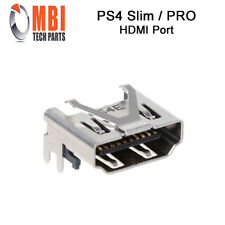 PlayStation 4 Slim PS4 PRO Replacement HDMI Port Socket Connector for Console