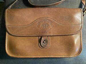 The Original No37 GHURKA Bag--Vintage