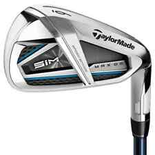 Taylormade SIM MAX OS Iron Sand Wedge 54'- Pick Shaft+Hand+Flex+Length+Thickness