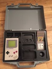 Nintendo Game Boy Original Console With Games & Case Bundle