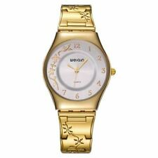 Montre Femme Ultra thin Quartz Watch