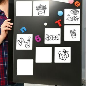 Dry Whiteboard Erase Fridge Planner Professional Removable Replacement
