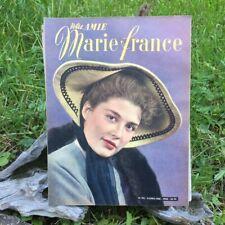 Votre Amie Marie France  N°176 - 6 Avril 1948 - Ancien Magazine Français