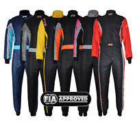 "STR ""Club"" Race Suit Triple Layer FIA Approved - Ideal for Rally/Circuit Racing"