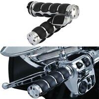"""7/8"""" Handbar Hand Grips For Yamaha FZR YZF 600 600R R1 R6 R6S FZ1  600 1000 1100"""