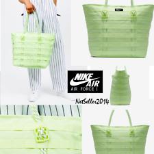 🔥🆕👌UNISEX Nike AF-1 Tote Bag Shoulder Bag Lifestyle Casual Volt BA4989-701