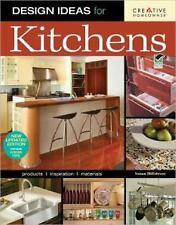 Design Ideas for Kitchens (2nd edition) (Home Decorating)-ExLibrary