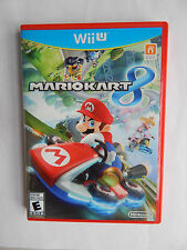 Mario Kart 8 Game Complete! Nintendo Wii U