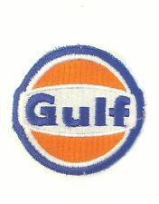 GULF Patch Applique Sew On Badge Logo