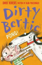 Pong! (Dirty Bertie) by Alan MacDonald.